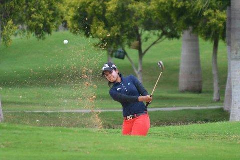 Vani Kapoor golf
