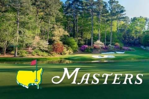 GolfingIndian at the Masters
