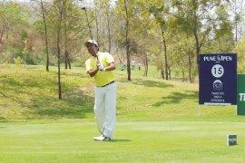 Shamim Khan - Round 3 leader