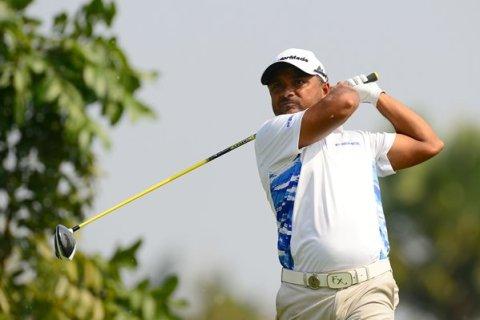 Rahil Gangjee of India