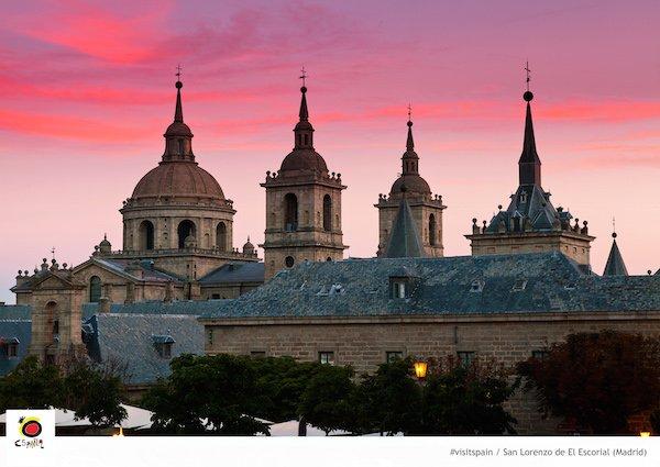 Spain Elescorial Madrid