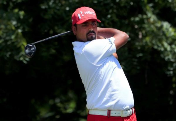 Getty Images - Anirban Lahiri shot 70 in the final round of Quicken Loans National