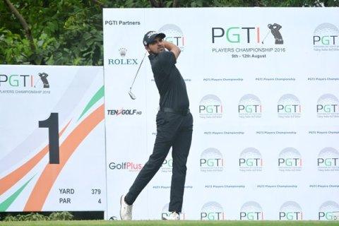 Khalin Joshi - Winner of PGTI Players Championship at Classic Golf & Country Club