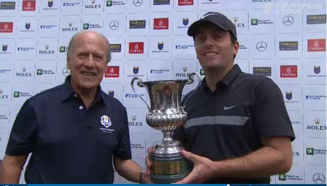 Francesco Molinari wins Italian Open