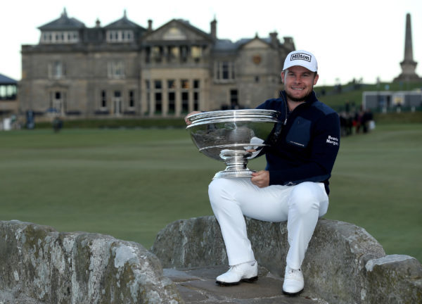 Tyrrell Hatton prevailed over the field, delivering a sensational knockout punch with a 62-66 finish to win the Alfred Dunhill Links Championship