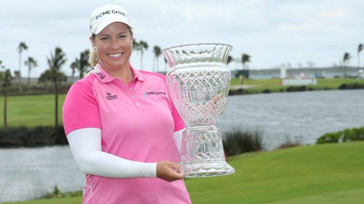 Brittany Lincicome wins Pure Silk - Bahamas LPGA Classic