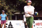 Sharmila Nicollet leading Rd 2 of 4th Leg of Hero Women's Professional Golf Tour