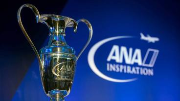 ANA Inspiration - Major Trophy - LPGA