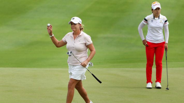 Cristie Kerr wins Lotte Championship