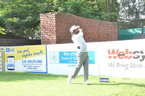 Sudhir Sharma - Round 1 leader Pune Open 2017