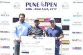 Anura Rohana wins Pune Open 2017