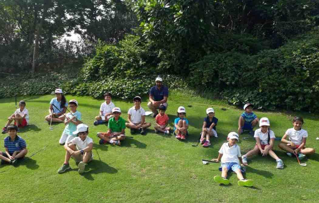 Junior Golf In India