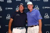 Phil Mickelson and Ernie Els to tee off their 100th Start at US PGA Championship 2017