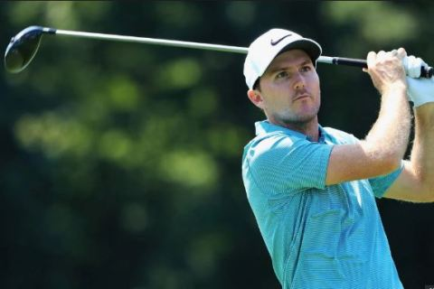 Russel Henley leading first round of THE NORTHERN TRUST