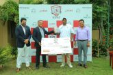 Udayan Mane wins TAKE Classic 2017