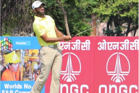 Amardip Sinh Malik leads Rd 3 of ONGC Masters 2017