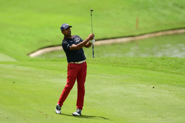 Anirban Lahiri played brilliant golf in the third round of CIMB Classic - PGA TOUR Image