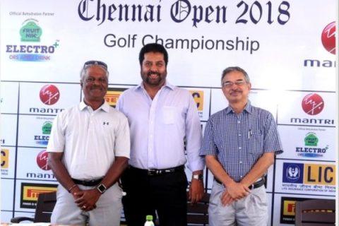 Chennai Open 2018