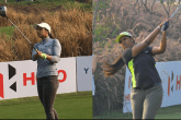 Neha and Saaniya lead rd 2 of fourth leg of Hero WPGT