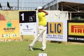 Thangaraja shot brilliant opening round with nine-under-61 with an eagle, eight birdies and a lone bogey to lead by thee-shots at Chennai Open.