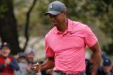 Tiger Woods is on fire in Valspar Championship