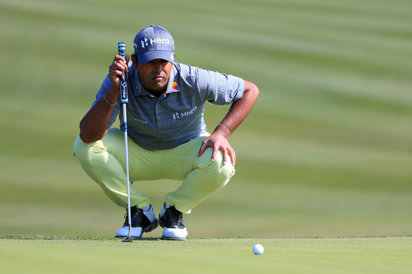 Anirban Lahiri makes the Texas Open cut