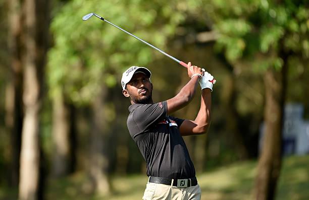 Chikkarangappa shot 68 in the first round of Panasonic Open Championship
