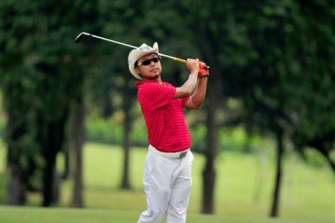 Shingo Katayama shot 64 in the first round of Panasonic Open Championship