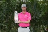 Webb Simpson won THE PLAYERS Championship by four strokes