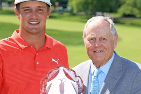 DeChambeau prevails in playoff at the Memorial