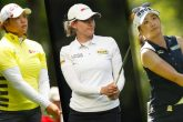 Jutanugarn-Smith-Lee tied at the top of the US Women's Open