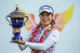 Kanyalak Preedasuttijit won the Ladies European Thailand Championship