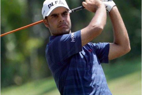 Shubhankar Sharma set to U.S. Open