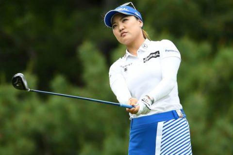 So Yeon Ryu takes swing at Meijer LPGA Classic