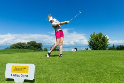 Ursula Wikstrom shot 67 in the Jabra Ladies Open