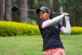 Vani Kapoor shot an even 72 in Thailand