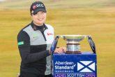 Ariya Jutanugarn wins Ladies Scottish Open