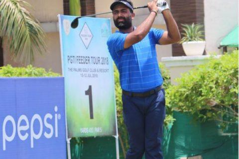 Dipankar Kaushal leads rd 1 of final PGTI Feeder Tour event