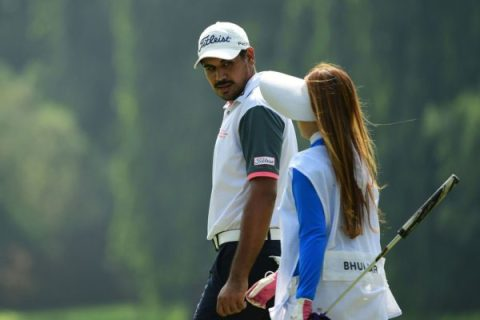 Gaganjeet Bhullar finished solo fifth at Bank BRI Indonesia Open 2018