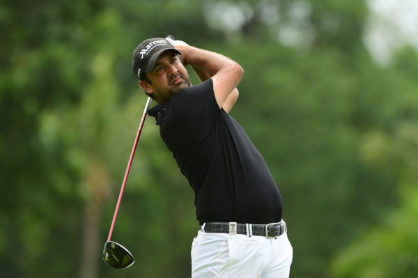 Shiv Kapur shot 68 in the second round of the Royal Cup