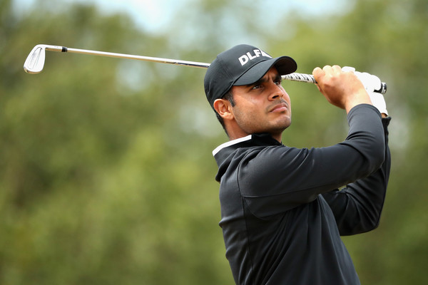 Shubhankar Sharma set to make his Open debut