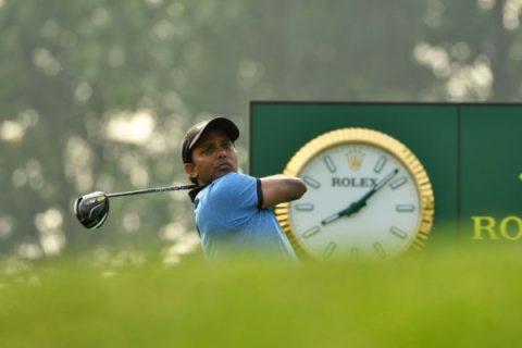 SSP Chowrasia at TAKE Golf ambassadors return to TAKE Solutions Masters 2018