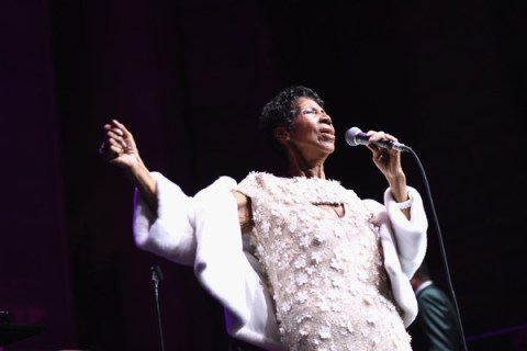 Aretha Franklin's influence spanned several generations