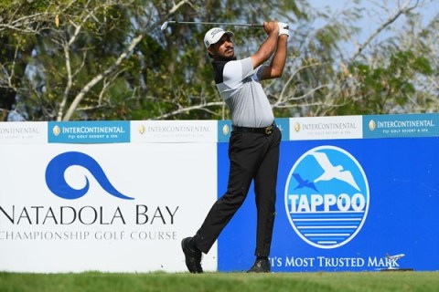 Gaganjeet Bhullar wins Fiji International