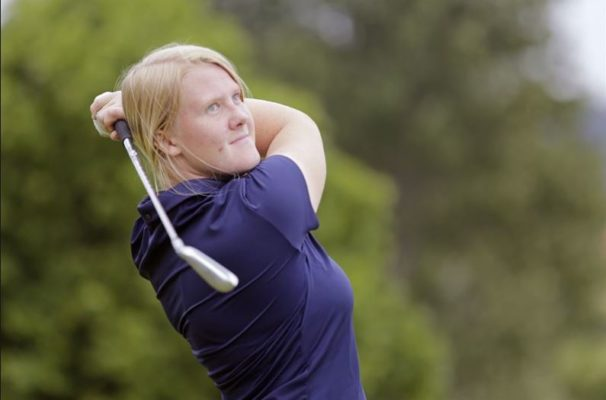 Ingrid Lindblad leads 90th Girls British Open Amateur Championship