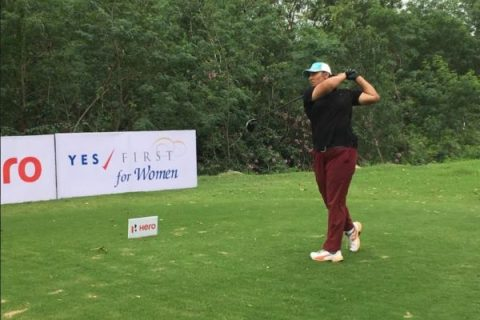 Khushi Khanijau leads rd 2 of 11th leg of Hero WPGT