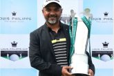 Rahil Gangjee shot a stunning 63 to win Louis Philippe Cup