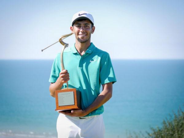 Jack Singh Brar wins Cordon Golf Open