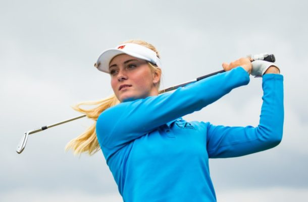 Julia-Engstrom leads rd 1 of Lacoste Ladies Open de France