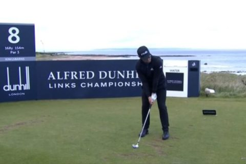 Fraser and Wallace leads rd 1 at Alfred Dunhill Links Championship
